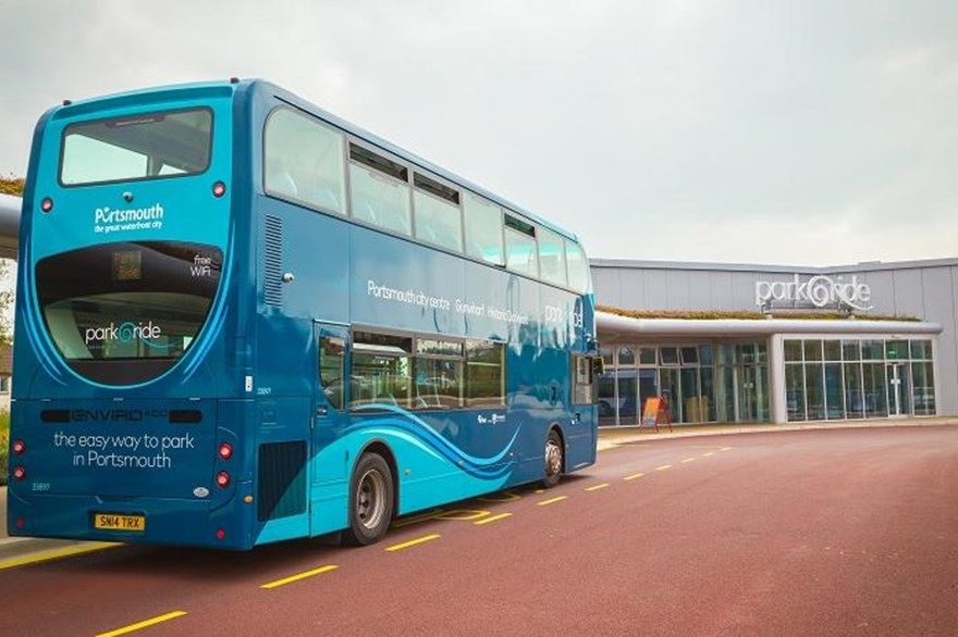Park And Ride Operational 740 464