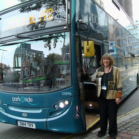 Park And Ride Cllr Stagg