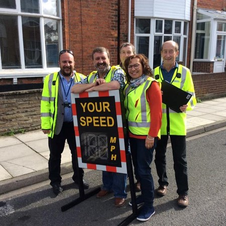 Community Speed Watch Team