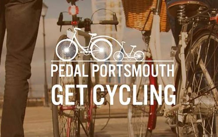 Pedal Portsmouth Cover FB