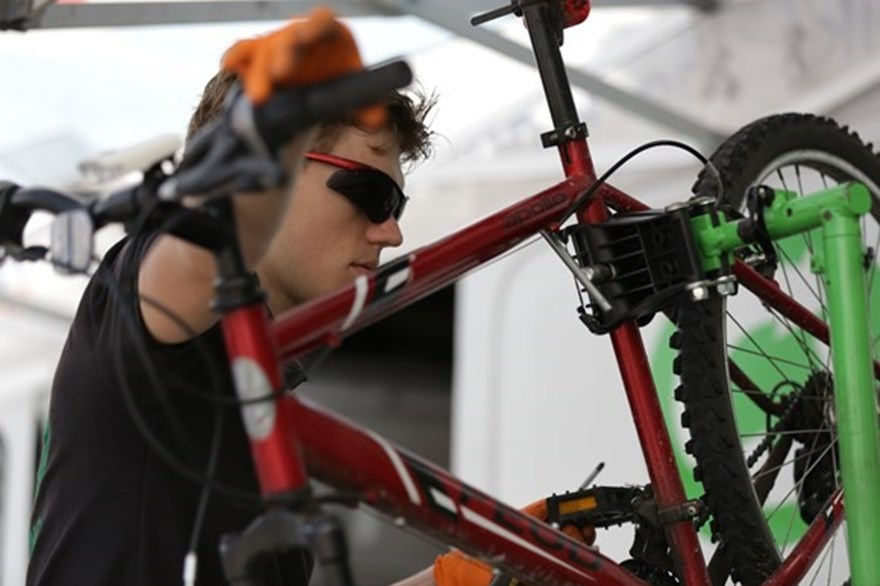 Dedicated Bike Doctor Clinics For Key Workers